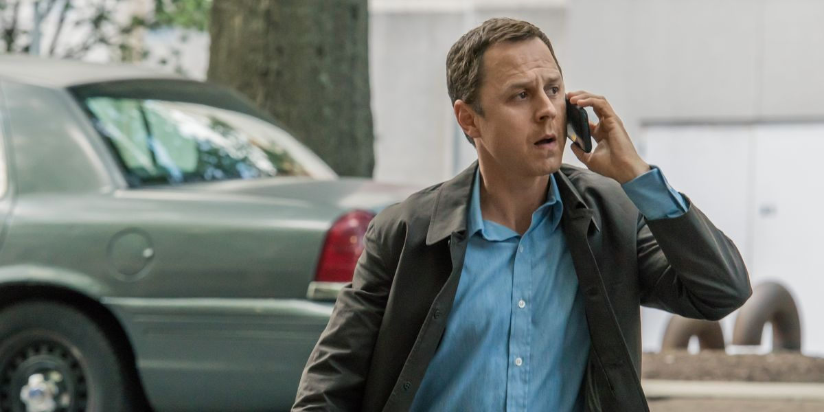 """""""Pete"""" in Sneaky Pete on Amazon Prime."""