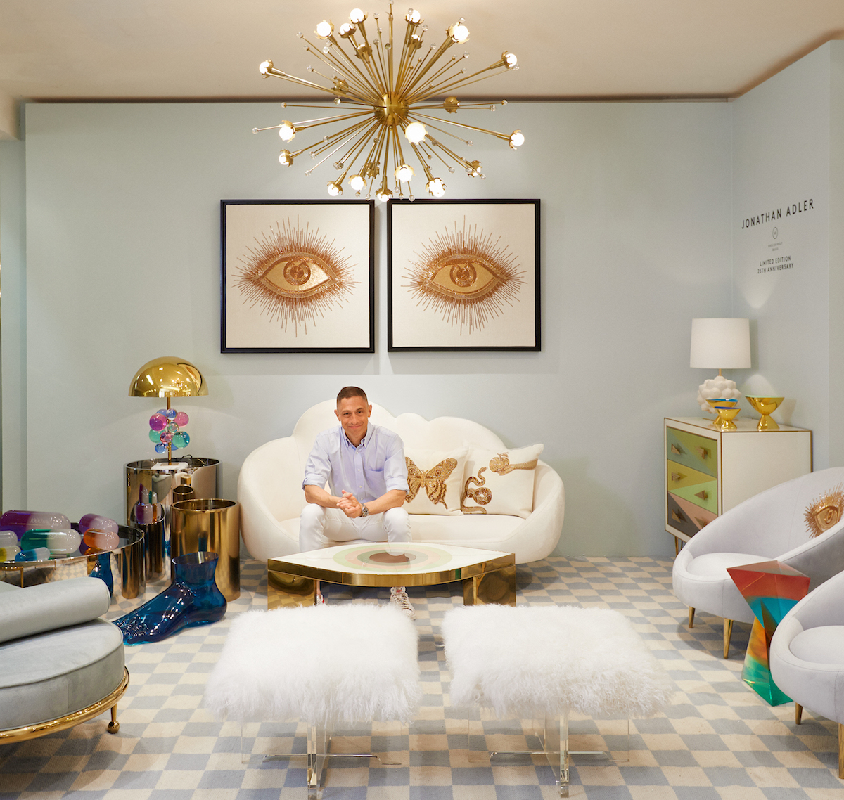 Jonathan Adler Celebrates 25th Anniversary With Cool Pop Up Shop