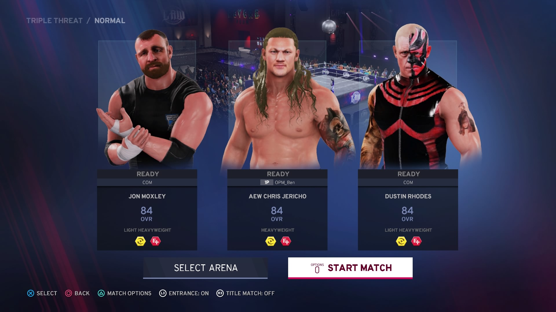 The Best Aew Caws For Wwe 2k20 Chris Jericho Dean Ambrose And More Gamesradar