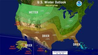 expected precipitation 2011-12