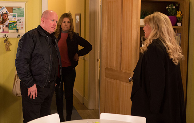 EastEnders Spoilers: Phil Mitchell caught with mystery woman by Sharon!