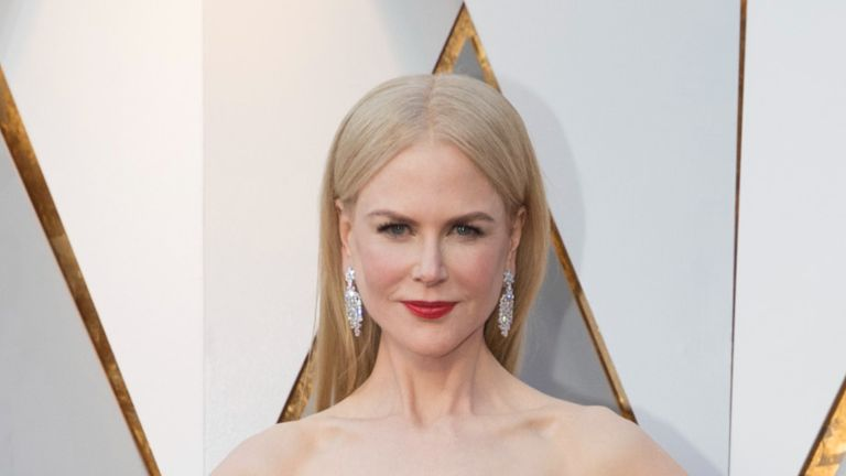 THE OSCARS(r) - The 90th Oscars(r) broadcasts live on Oscar(r) SUNDAY, MARCH 4, 2018, at the Dolby Theatre® at Hollywood & Highland Center® in Hollywood, on the Disney General Entertainment Content via Getty Images Television Network. (Rick Rowell via Getty Images) NICOLE KIDMAN