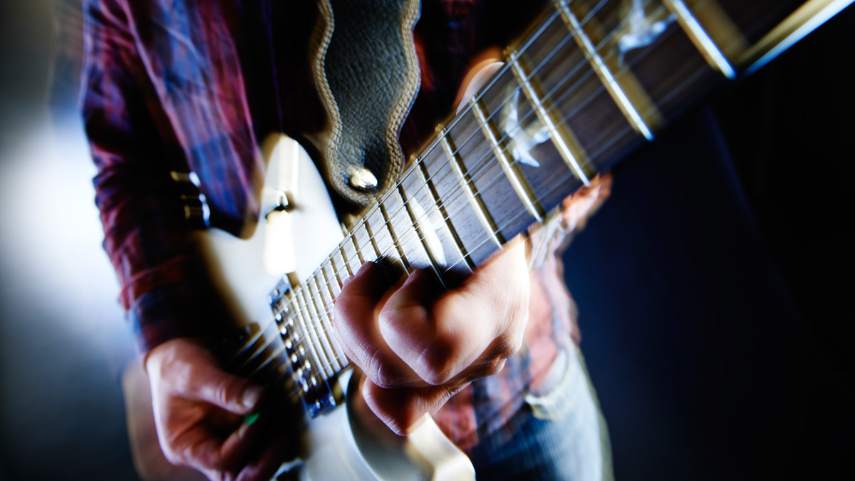 30-day guitar challenge, day 27: Improve your sweep picking with this advanced lesson