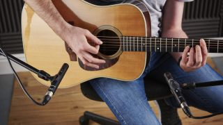 10 best acoustic guitar mics 2021: our pick of microphones for recording your acoustic guitar