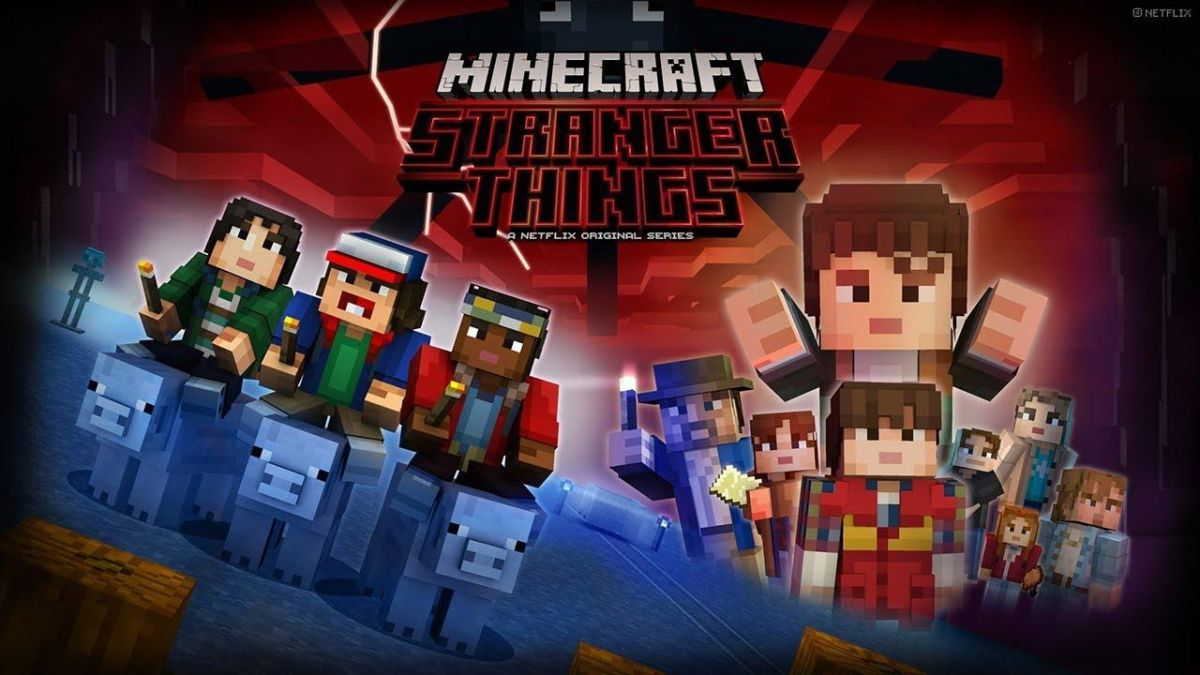 Exclusive: Netflix to add games to its service, including Stranger Things and Minecraft