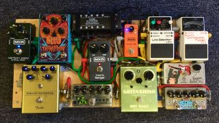 In pictures: the people's pedalboards | MusicRadar