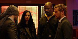 The Defenders The Defenders Marvel Netflix
