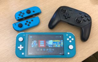 How to Pair Your Joy-Con and Pro Controller to Nintendo Switch Lite