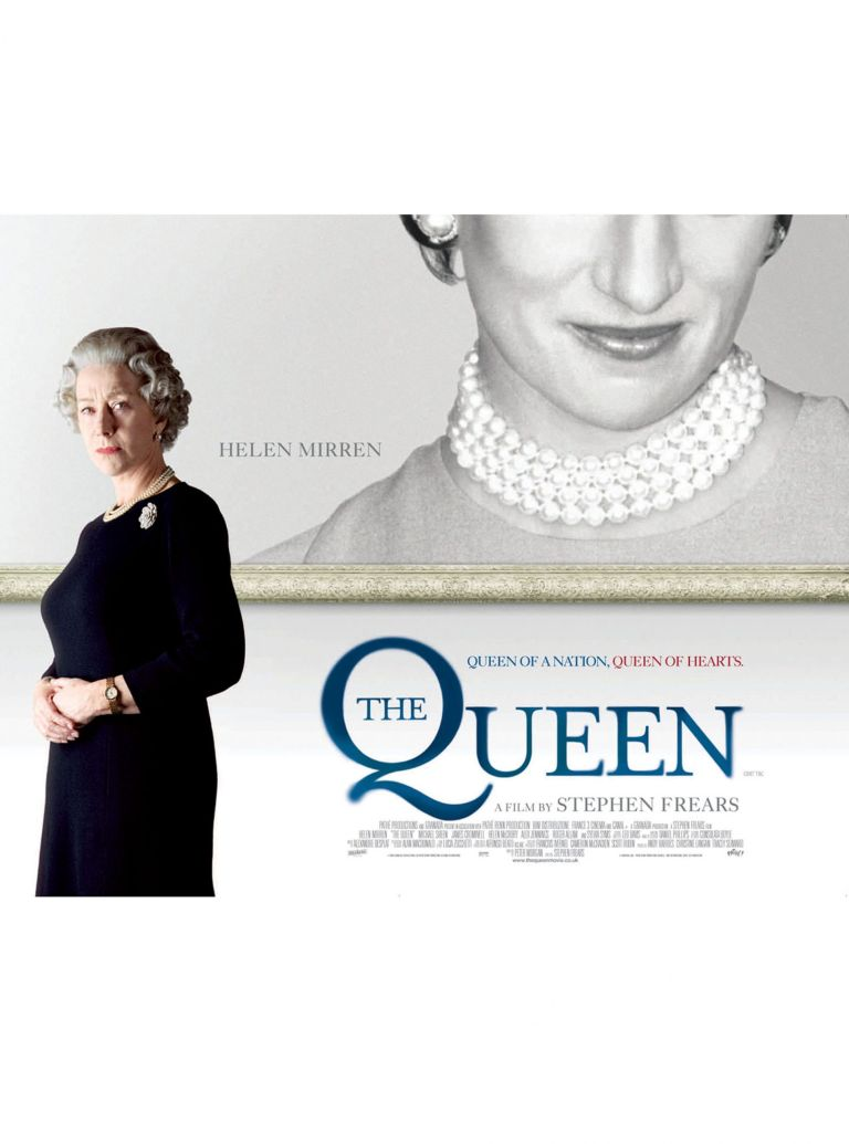 Royal Movies-film reviews-DVD reviews-The Queen-Helen Mirren-woman and home