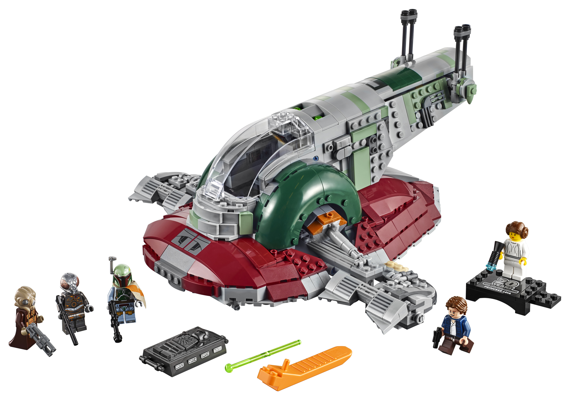 Lego Unveils Awesome New Star Wars Sets For Toy Line S 20th