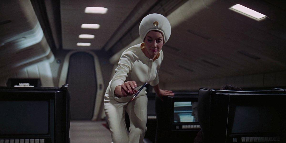 Heather Downham in 2001: A Space Odyssey