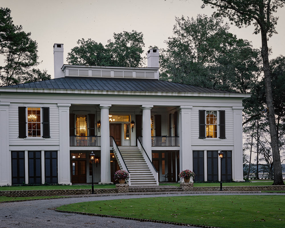 Step inside Ben Affleck's country home in Savannah – Ben Affleck house