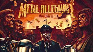 Metal Allegiance Volume II cover