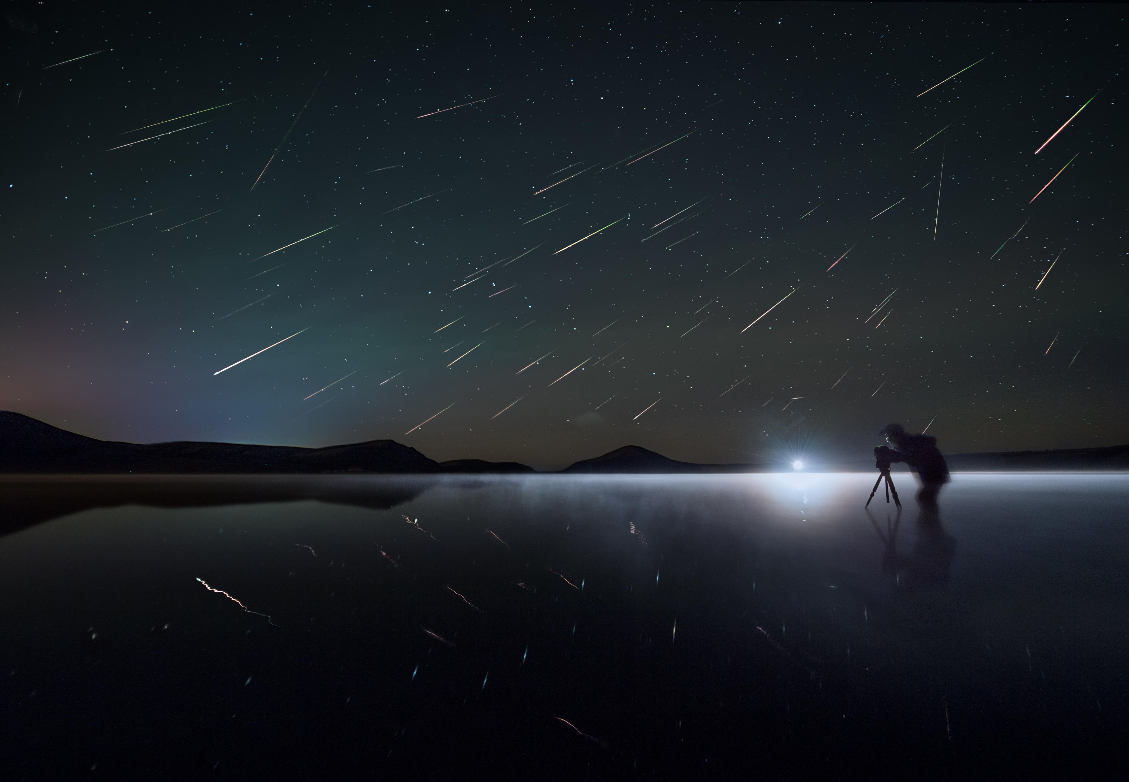 Eta Aquarid meteor shower 2019: When, where and how to photograph the Aquarids
