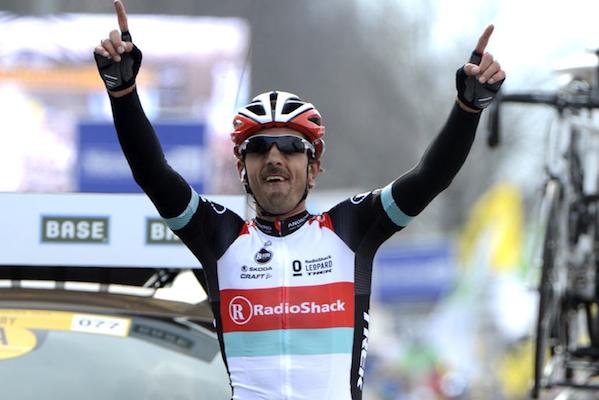 Fabian Cancellara wins 2013 Tour of Flanders
