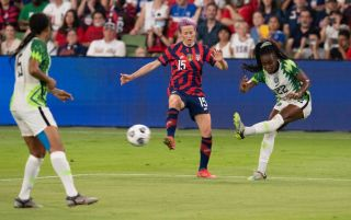 USA v Nigeria, Summer Series