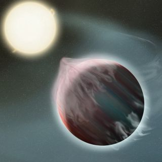 Violent Tides Destroy Huge, Hot Alien Worlds