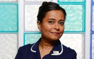 Ruhma Carter in Doctors.