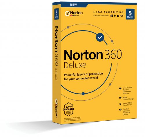 Norton Security Deluxe Firewall Review - Pros, Cons and