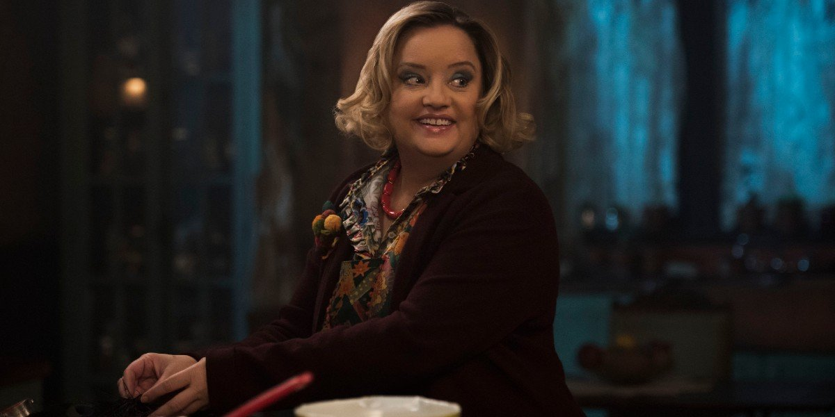 Lucy Davis - The Chilling Adventures of Sabrina