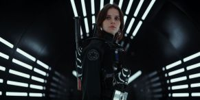 Rogue One's Felicity Jones Reveals The One Scene It Took A Week To Film For The Star Wars Movie