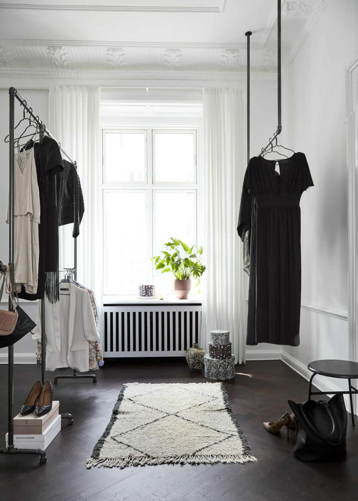 Dressing Room Ideas 16 Ways To Create A Walk In Wardrobe Real Homes