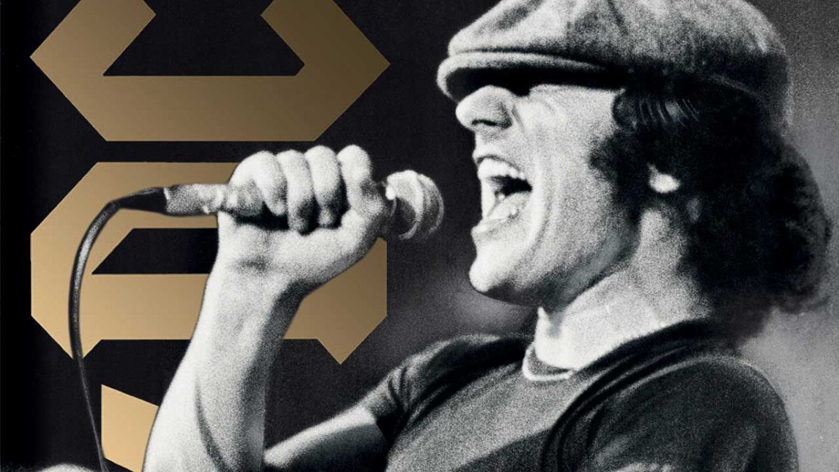 "AC/DC's Brian Johnson to publish ""unforgettable"" memoir"