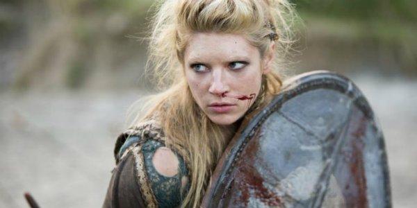 katheryn winnick vikings black canary