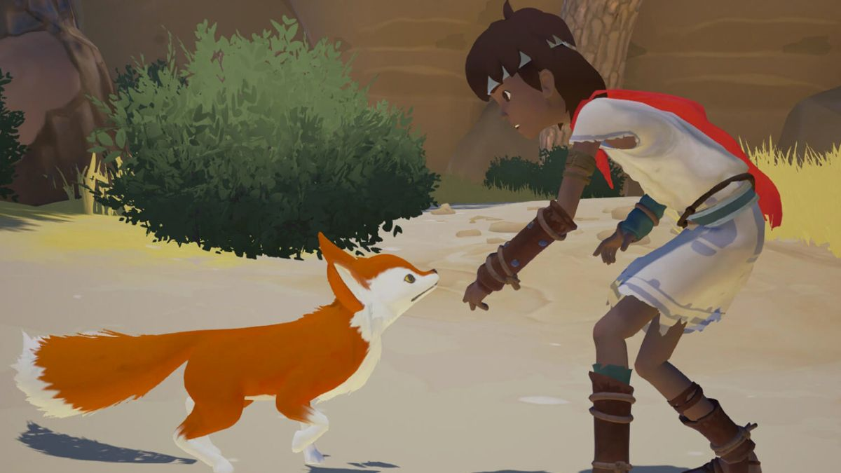 Epic Games store's next free game is Rime, an artful adventure with an adorable fox