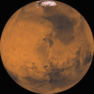 Viking Photo of Mars
