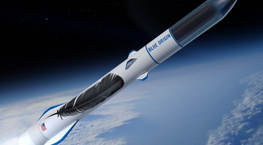 NASA adds Blue Origin's New Glenn rocket as a launcher for future missions