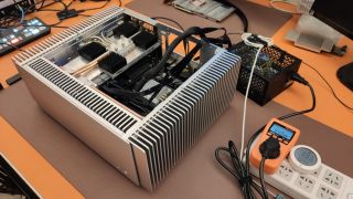 TureMetal UP10 fanless cooling RTX 3080
