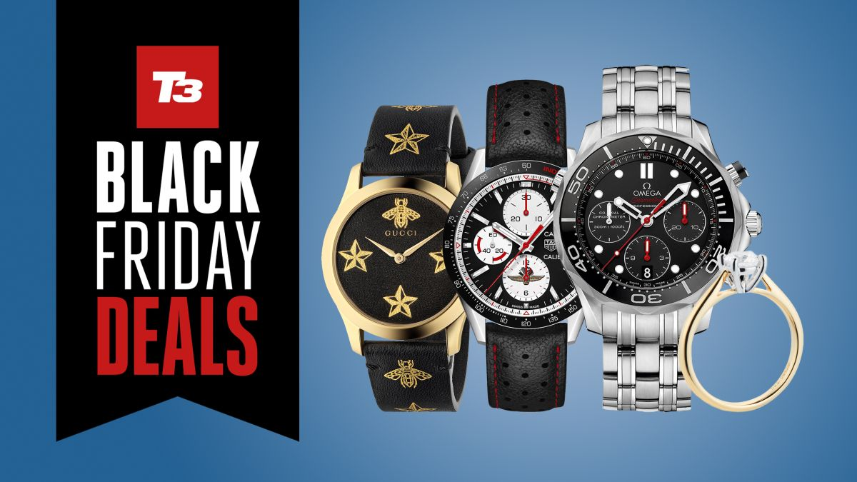 Save up to 50-percent on luxury watches and jewellery in Goldsmiths Black Friday Sale