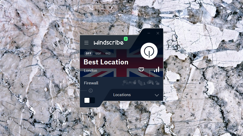 Windscribe Windows Client