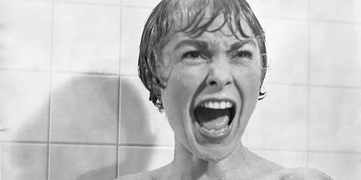 Janet Leigh as Marion Crane in Psycho