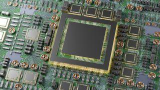 Nvidia Ampere generic circuit board image