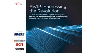AV-over-IP: Lead the Way to More Robust AV Infrastuctures