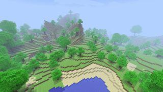 Minecraft Herobrine world images