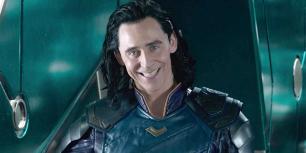 Tom Hiddleston, Loki, Marvel