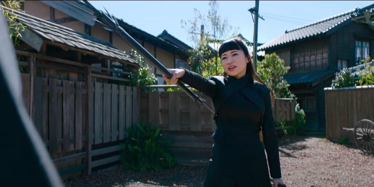 Haruka Abe in Snake Eyes