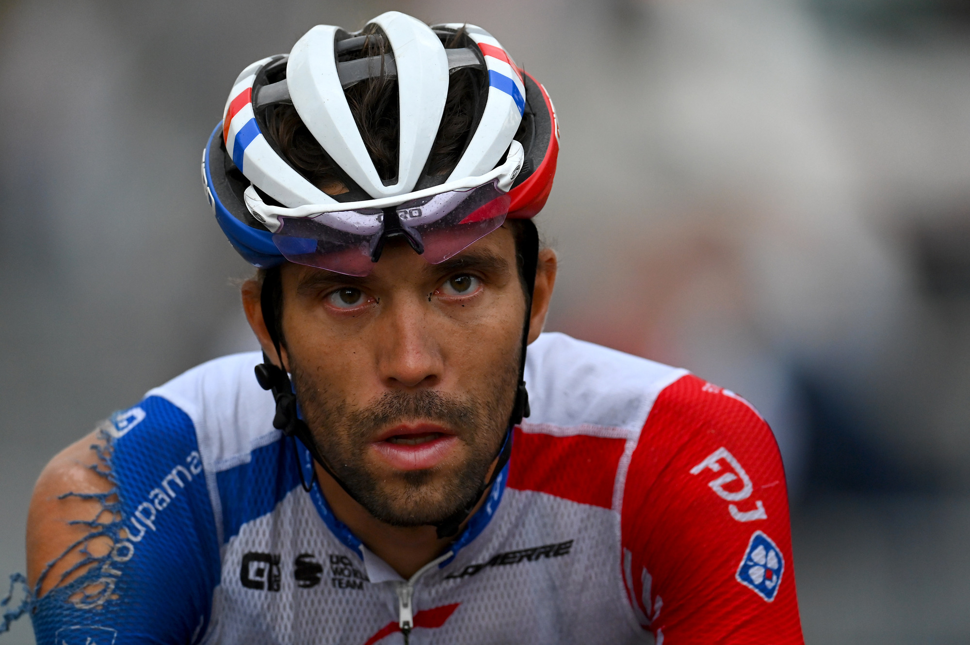 Tour de France 2020 107th Edition 1st stage Nice Nice 156 km 29082020 Thibaut Pinot FRA Groupama FDJ photo POOL Vincent KalutPNBettiniPhoto2020