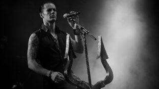 Satyricon at Bloodstock 2009