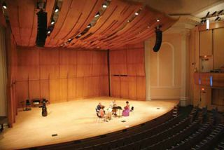 Architecture, Acoustics, and Audio Complement Each Other at Duke University Auditorium