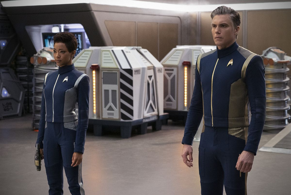 A Favorite 'Star Trek: Discovery' Character Makes a Return in