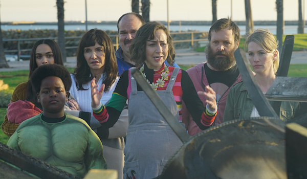the last man on earth carol and tandy find destuction