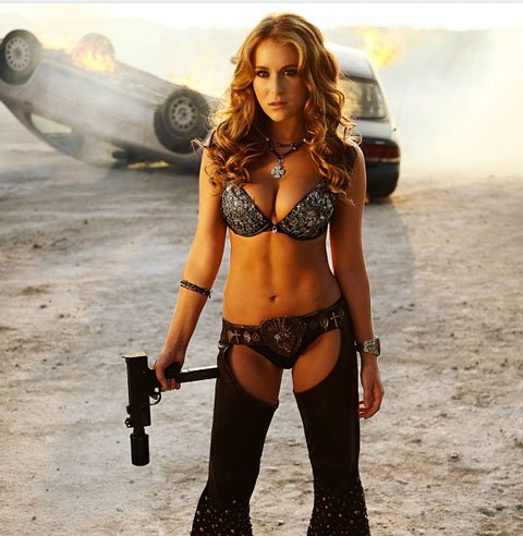 Hot Girl Spy