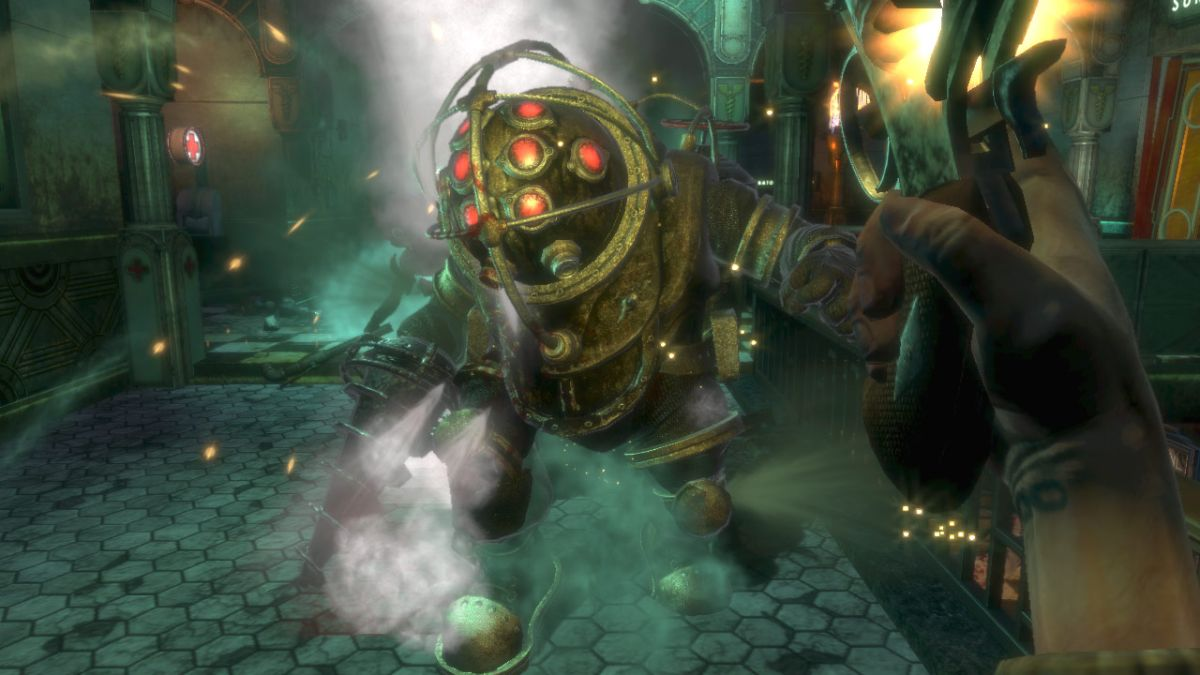Ken Levine apologises for BioShock's final boss battle