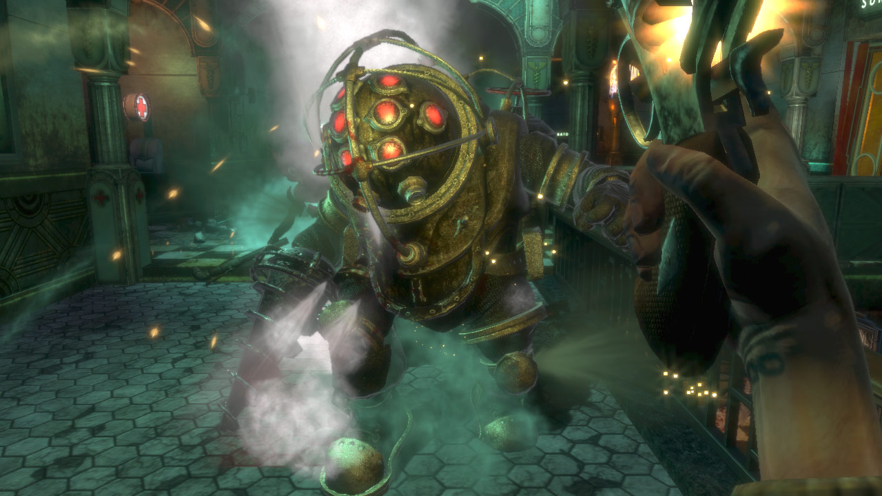 a new bioshock game is reportedly in the works at a top secret 2k