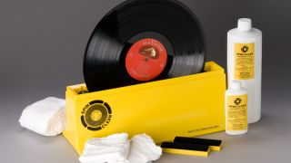 Free record cleaner with every Pro-Ject X1 or X2 turntable