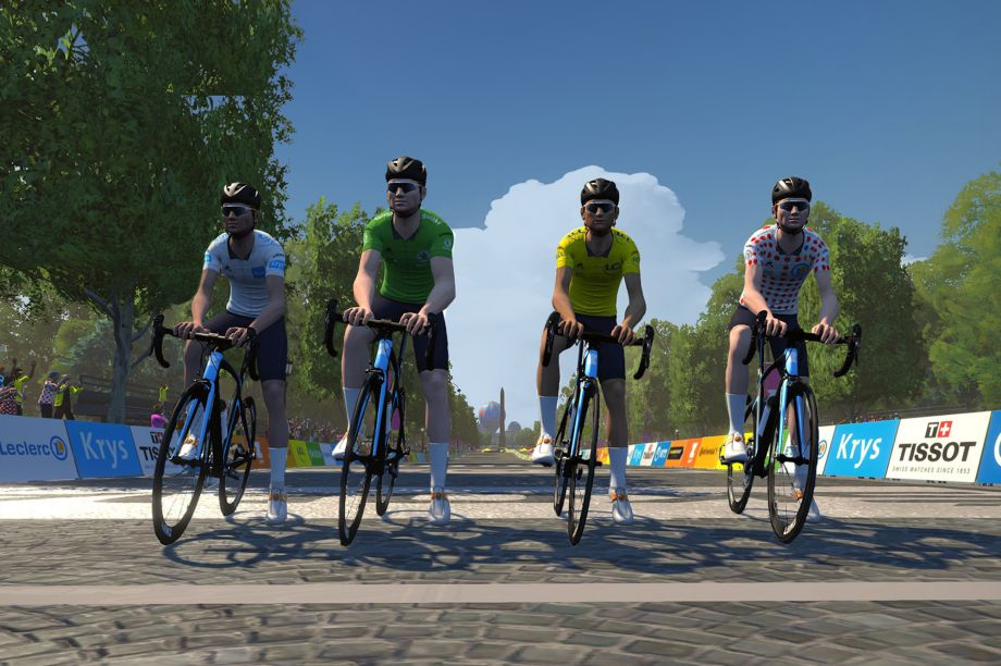 Zwift Virtual Tour De France 2020 Everything You Need To Know Cycling Weekly